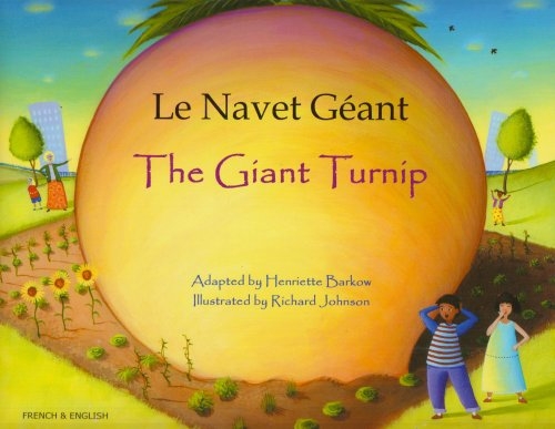 9781852697389: The Giant Turnip (Fables from Around the World)