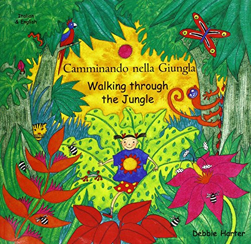9781852698461: Walking Through the Jungle (Mantra duets)