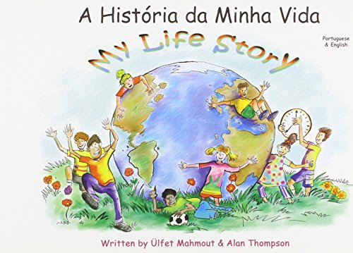 9781852698706: My Life Story (English and Portuguese Edition)