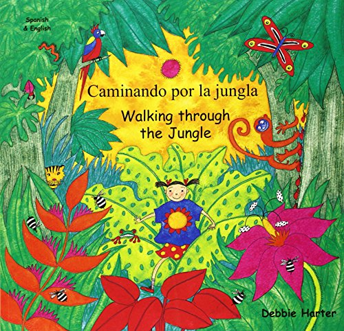 9781852698713: Walking Through the Jungle / Caminando Por La Jungla (Mantra duets)