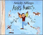 9781852699031: Alfie's Angels in Polish and English