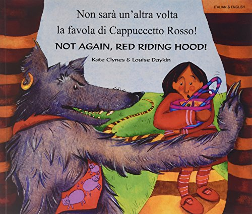 9781852699048: Not Again Red Riding Hood