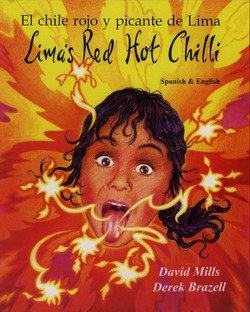 9781852699420: Lima's Red Hot Chilli in Spanish and English (Multicultural Settings) (English and Spanish Edition)