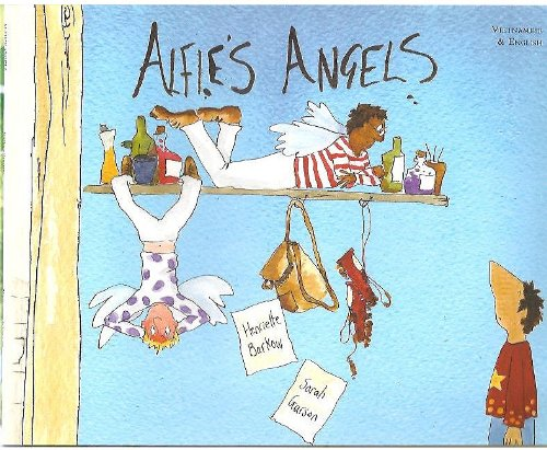 9781852699482: Alfie's Angels in Vietnamese and English (English and Vietnamese Edition)