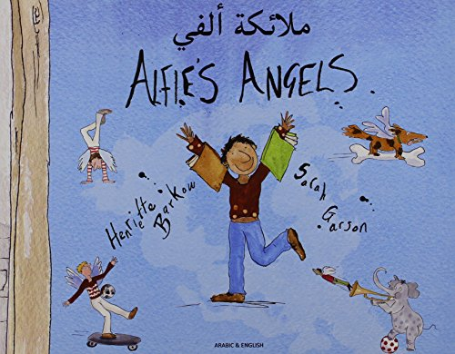 9781852699529: Alfie's Angels in Arabic and English