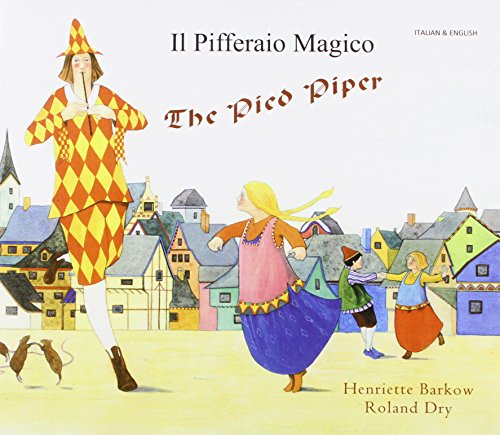 9781852699659: The Pied Piper in Italian and English