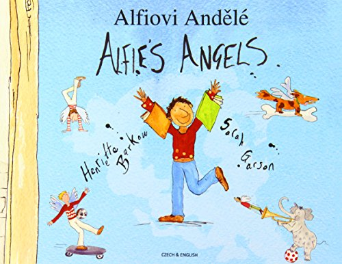 9781852699673: Alfie's Angels in Czech and English (English and Czech Edition)