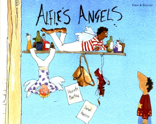 9781852699727: Alfie's Angels in Farsi and English