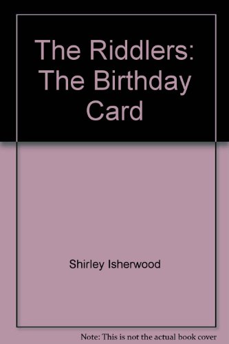 9781852702915: The Riddlers: The Birthday Card
