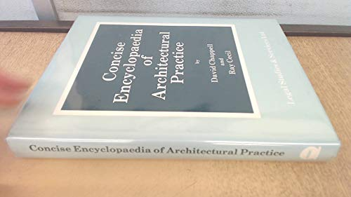 Concise Encyclopaedia of Architectural Practice