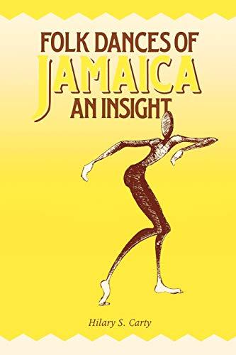 9781852730079: Folk Dances of Jamaica: An Insight