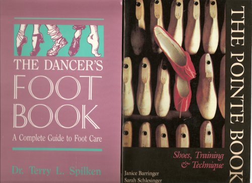 9781852730284: The Dancer's Foot Book