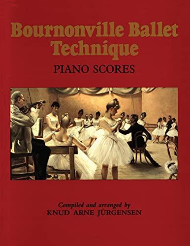 Bournonville Ballet Technique: Piano Scores: Knud Arne Jurgensen