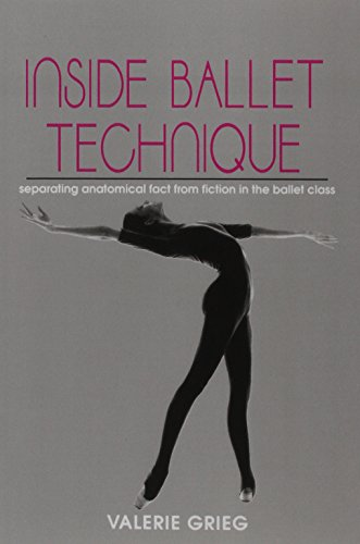 9781852730437: Inside Ballet Technique: Separating Anatomical Fact from Fiction in the Ballet Class