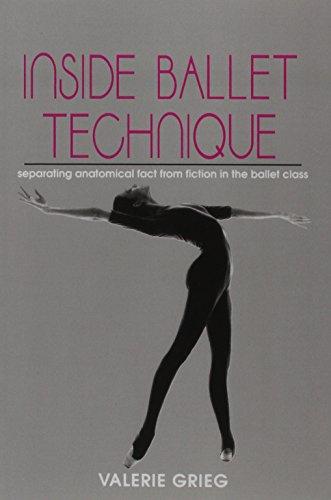 9781852730437: Inside Ballet Technique