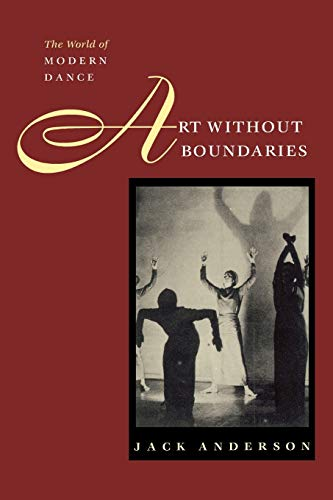 9781852730543: Art without Boundaries - the world of Modern Dance