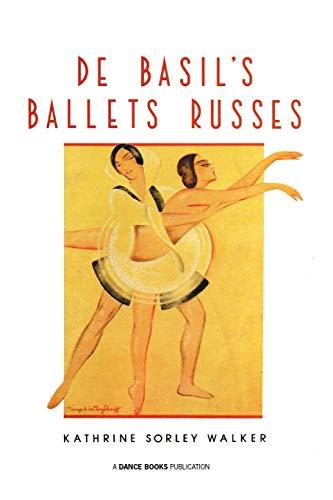 9781852731373: de Basil's Ballets Russes