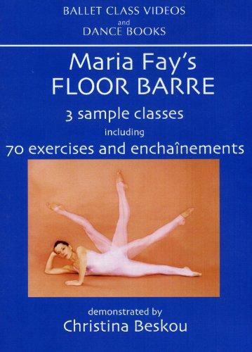 Maria Fay's Floor Barre DVD: Fay, Maria
