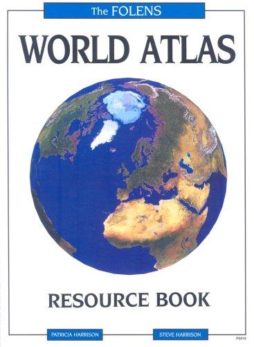 9781852765415: Folens World Atlas: Resource Book