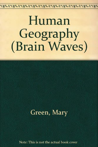 Human Geography (Brain Waves): Green, Mary