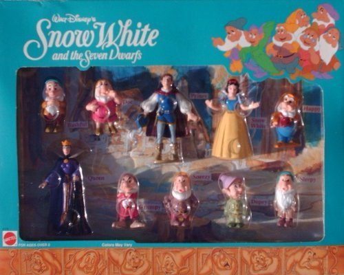 Snow White and the Seven Dwarfs by: Walt Disney. The