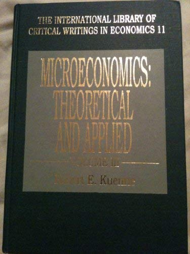 Microeconomics: Kuenne, Robert E.