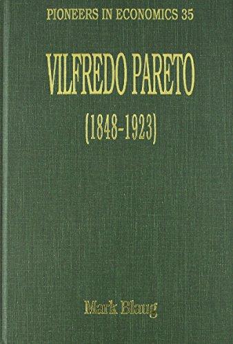 Vilfredo Pareto: Blaug, Mark (EDT)