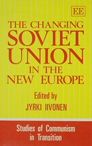 The Changing Soviet Union in the New: Iivonen, Jyrki
