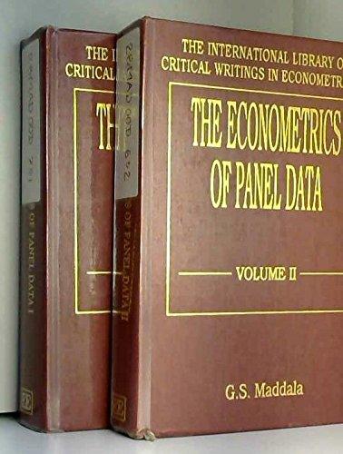 THE ECONOMETRICS OF PANEL DATA (Hardback)