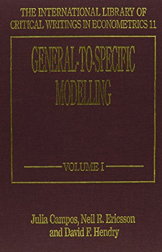 9781852786694: General-to-Specific Modelling (International Library of Critical Writings in Econometrics)