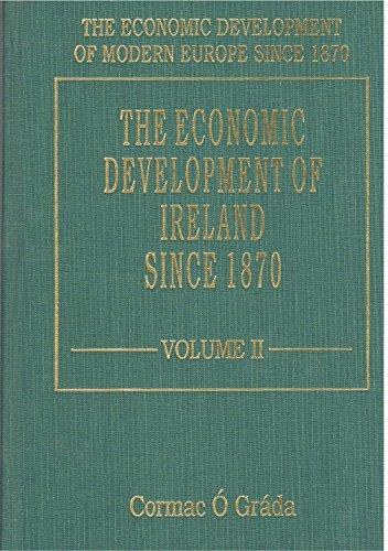 THE ECONOMIC DEVELOPMENT OF IRELAND SINCE 1870 (Hardback)