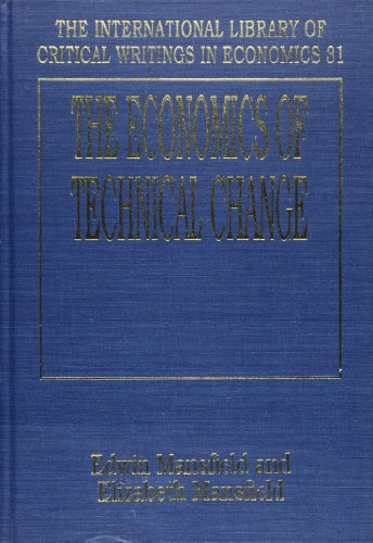 THE ECONOMICS OF TECHNICAL CHANGE (Hardback)