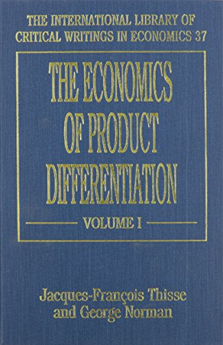 The Economics of Product Differentiation (Hardback)