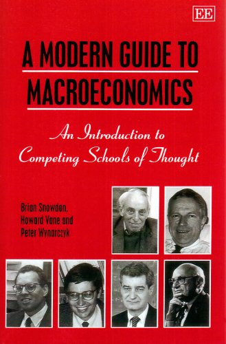 9781852788827: A Modern Guide to Macroeconomics: An Introduction to Competing Schools of Thought