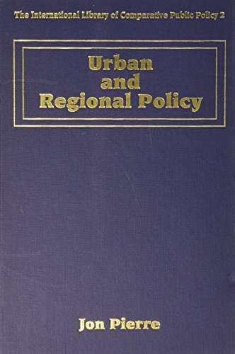 Urban and Regional Policy (Hardback)