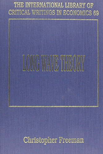 Long Wave Theory (Hardcover): Christopher Freeman