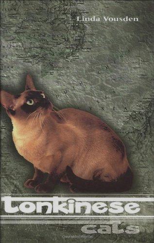 Tonkinese Cats: Vousden, Linda