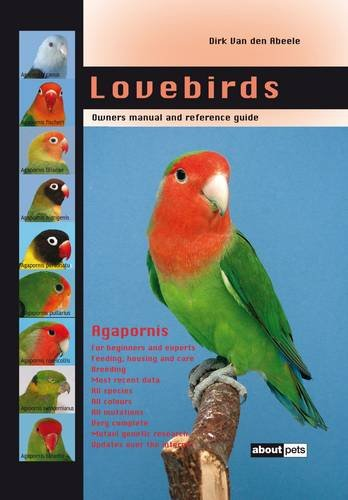 9781852792466: Lovebirds: Owners Manual and Reference Guide
