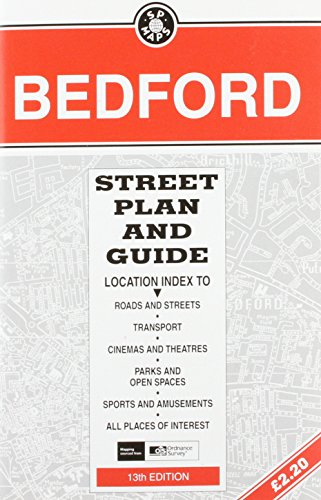 Bedford Street Plan and Guide