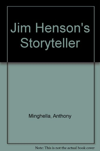 The Storyteller (9781852830267) by Minghella, Anthony; Morley, Stephen