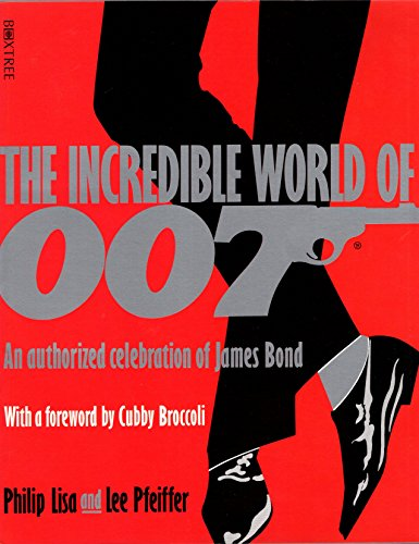 9781852831417: THE INCREDIBLE WORLD OF 007