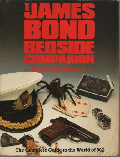 9781852832339: The James Bond Bedside Companion
