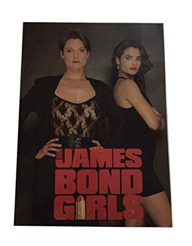 9781852832674: The James Bond Girls