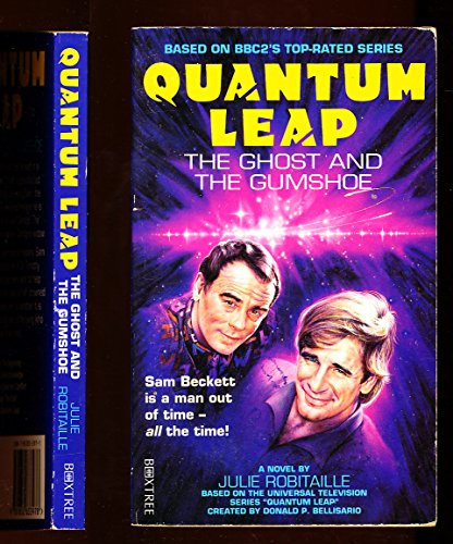 Quantum Leap: The Ghost and the Gumshoe: Julie Robitaille