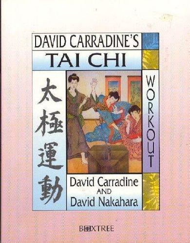 9781852834753: David Carradine's Tai Chi Workout