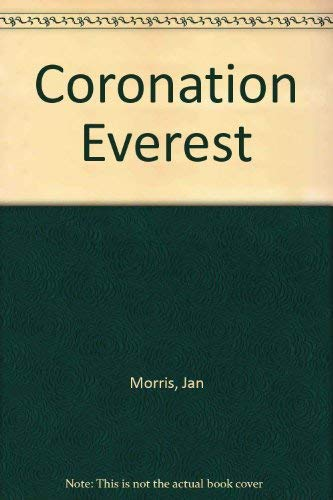 9781852835019: Coronation Everest