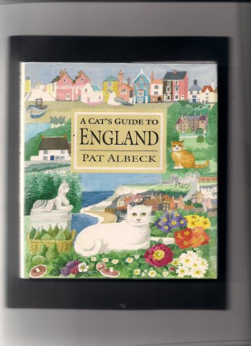 9781852835262: A Cat's Guide to England