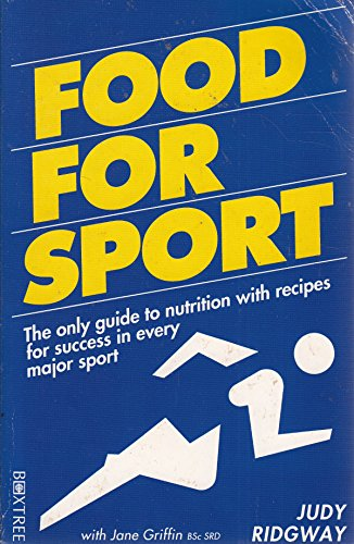 Food for Sport (1852835370) by Judy Ridgway