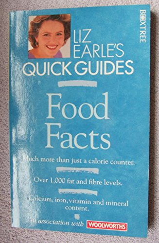 9781852835439: Food Facts (Liz Earle's Quick Guides)