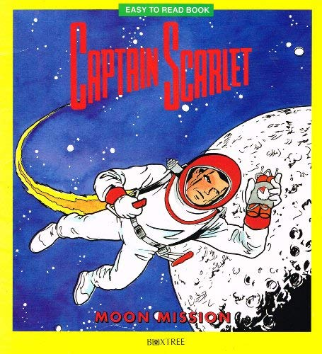 9781852835828: Captain Scarlet: Moon Mission (Easy to Read)
